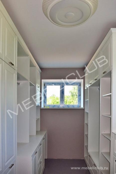 Гардеробная (портфолио) фото 23 мебеликлаб - производство ко.