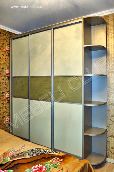 Шкаф-купе фото 36 мебеликлаб - производство корпусной мебели.