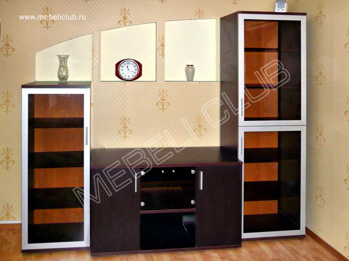 Стенка (портфолио) фото 12 мебеликлаб - производство корпусн.